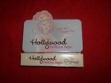 Hollywood Fashion Tape - 36 Strips plus Metal Tin to carry them