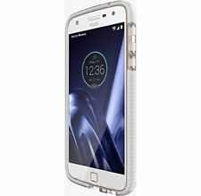 Tech21 Evo Check Slim Case For Moto Z Play Droid Edition Clear T21-5479