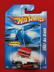 2007 Hot Wheels ALL STARS - SLIDEOUT -Factory Sealed NEW Rare in Australia