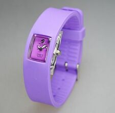 Imazine Lady Watch Uhr Sportuhr Modeuhr Armbanduhr Damen Badeuhr Sport Flieder