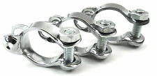 Campagnolo Chainstay Derailleur Cable Guides Bolts #636 Clamp Clip 3 X Nos Lot