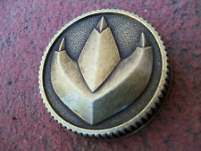 Legacy Dragon Power Coin Prop Ranger Cosplay Morpher Functional Weathered