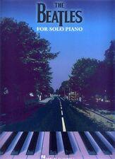 The Beatles for Solo Piano 22 Songs Songbook Noten für Klavier