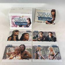 "XENA THE WARRIOR PRINCESS ""DANGEROUS LIAISONS"" (2007) Complete Trading Card Set"