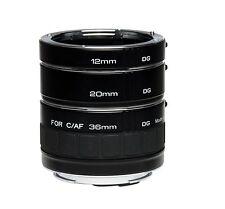 Kenko Automatic Extension Tube Set DG 3 Ring DG 12mm 20mm 36mm for Nikon