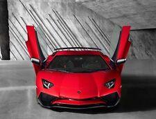 BB LAMBORGHINI AVENTADOR Tuning Motorsports CAR POSTER Multiple Sizes