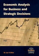 Economic Analysis for Business and Strategic Decisions-ExLibrary