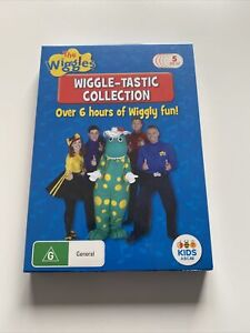 The Wiggles - Wiggle-Tastic Collection (5 x DVD, Region 4, ABC)