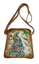 New Balona Exclusive Hand painted by Artisan Real Cow Leather Sling/Shoulder Bag