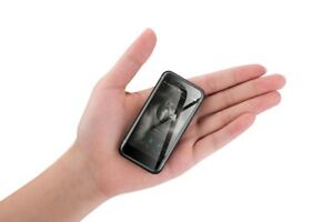 "Original Smallest 4G LTE Smartphone Melrose S9 Plus 2.45"" Fingerprint 8GB/32GB"