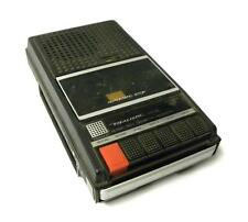 REALISTIC CASSETTE TAPE RECORDER CTR-80 MODEL 26-1205 - SOLD AS IS