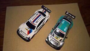 2 Carrera Go!! DTM Autos: BMW M4 & Mercedes C-Klasse