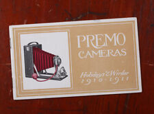 KODAK PREMO HOLIDAY BROCHURE, 1910-11/cks/215281