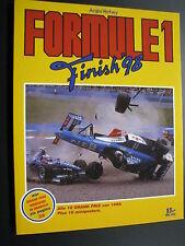 Book Formule 1 Finish 1998 door Anjes Verhey (Nederlands)