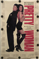 """PRETTY WOMAN Original 27"""" X 41"""" DS/Rolled Movie Poster - 1990 - VERY RARE!"""