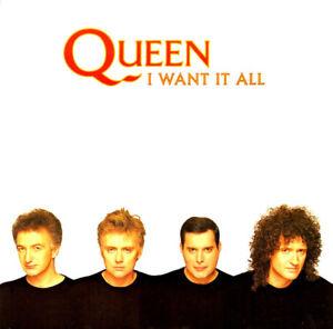 Queen, I Want It All, NEW* Original UK 12 inch vinyl single
