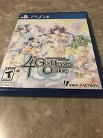 Cyberdimension Neptunia: 4 Goddesses Online PS4 Playstation 4 - Free Shipping