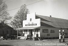 Ferda Plantation Store Esso Gas Pumps, Plum Bayou AK -1937- Historic Photo Print