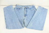 Brooks Brother Mens Jeans Size 34 x 30 Light Wash Cotton