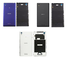 Replacement For Sony Xperia T3 Rear Back Battery Door Cover Panel Case With NFC
