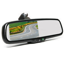 "4.3"" TFT LCD Color Car Rear View Mirror Monitor para Parking Reverse Camera"