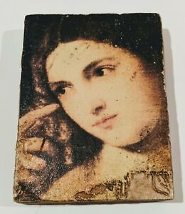 Sid Dickens Memory Block 119 ~ Sarah ~ Retired Hard to Find
