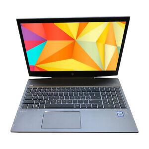 HP ZBook 15v G5 Core i5-8300H 16GB 256Gb SSD 15,6``1920x1080 P600 4GB Windows11