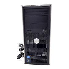 Büro PC Dell Optiplex 380 Core2Duo E7500 2x2.93GHz 8GB DDR3 250GB HDD DVD-LW