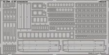 Eduard 1/32 A-4E Skyhawk Armament for Trumpeter kit # 32299