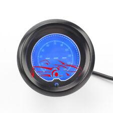 """EVO Series Oil Pressure Electrical Gauge 7 Color LCD Digital Meter 52mm(2 1/16"""")"""