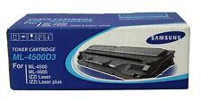 Samsung Genuine ML-4500D3 BLACK Toner Cartridge for ML-4500/4600