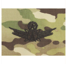 Vanguard ARMY EMBROIDERED BADGE ON OCP SEW ON: SPACE - MASTER