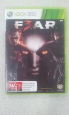 FEAR 3 F3AR F.E.A.R. 3 Xbox 360 Game PAL