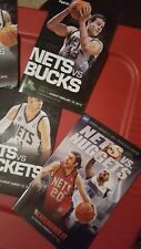 New Jersey Nets Rare Programs 5
