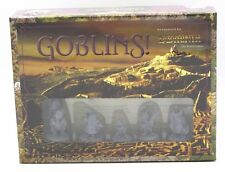 Goblins An Expansion for Jim Henson's Labyrinth the Board Game River Horse NIB