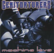 Genitorturers – Machine Love CD (2000)