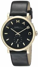 Marc by Marc Jacobs Women's MBM1269 Baker Gold-Tone Stainless Steel Wrist Watch