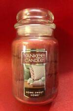 "Yankee Candle ""home Sweet Home"" Fragrance 22 0z Jar"