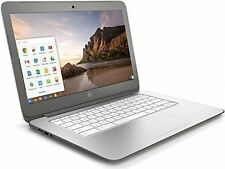 HP 14-x010nr 14in. (16GB, NVIDIA Tegra K1, 2.3GHz, 2GB) Chromebook - Snow White