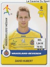 N°274 DAVID HUBERT BELGIQUE WAASLAND-BEVEREN STICKER PANINI PRO LEAGUE 2015
