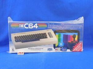 Commodore 64 C64 Maxi Retro Computer Console Version - New & Factory Sealed