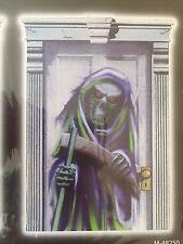 Halloween Spaventoso porta copertura, inquietante morte di design, 161 x 83.5cms NUOVO