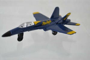 F/A-18A Hornet Blue Angels USN Runway 24 comes with 1 runway piece New in Pack