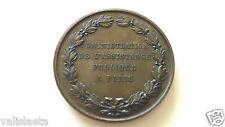 MEDAILLE ASSISTANCE PUBLIQUE PARIS ATTRIBUEE 1877 / VOIR AUTRES VENTES...