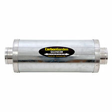 More details for large acoustic insulated inline duct fan silencer hydroponics 4