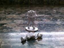 EWM Frecolinf1 1/76 Diecast WWII French Colonial Infantry Advancing w/Rifle +