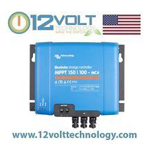Victron Blue Solar MPPT 150/100-MC4 100 Amp Solar Charge Controller Regulator