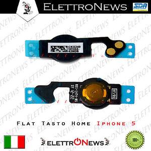Flat tasto Home Iphone 5 tasto centrale - Qualità e Garanzia