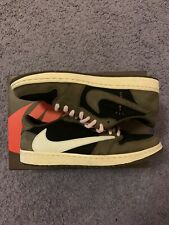 nike air jordan 1 travis scott low
