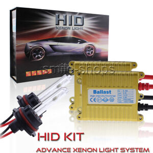 Xenon Headlight 55W HID Kit HB4 9006 Fog Light For Lexus IS250 IS350 GS300 Gold